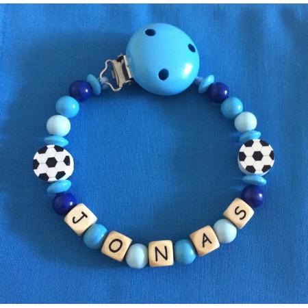 Fussball - Skyblau