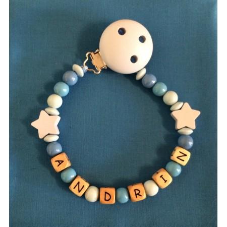 Stern - Babyblau