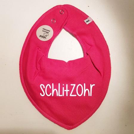 "Sabberlätzli ""Schlitzohr"""