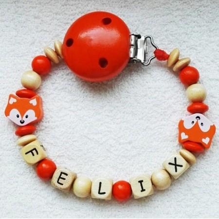 Fuchs - Orange