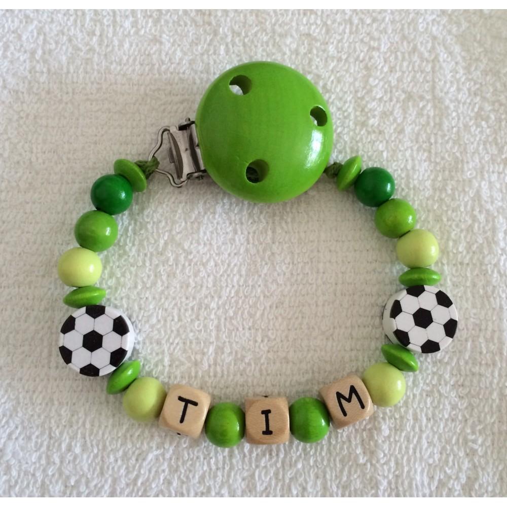 Fussball - Gelbgrün