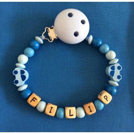 Auto - Babyblau